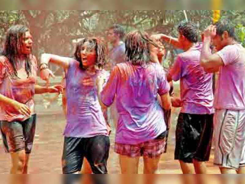 So, what's your kind of Holi?