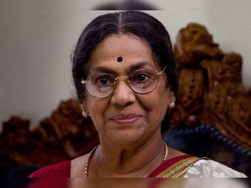 Actress Sukumari passes away