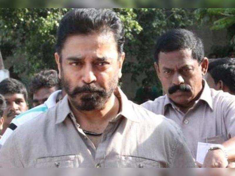 Kamal Haasan's new look in Vishwaroopam 2