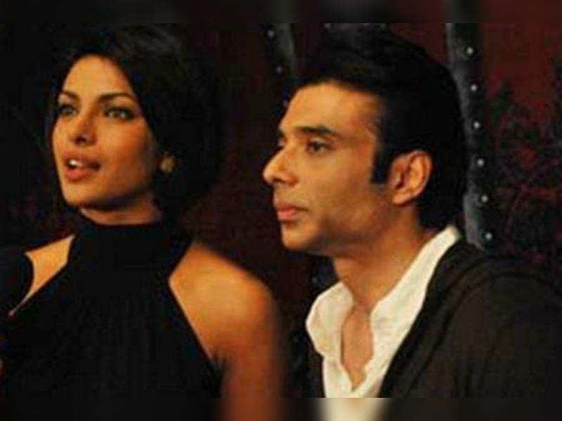 "Priyanka Chopra and Uday Chopra <a href=""http://photogallery.indiatimes.com/celebs/indian-stars/priyanka-chopra/portfoliolist/3879133.cms"" target=""_blank"">More Pics</a>"
