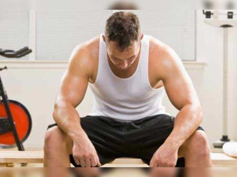 Negative effects of overtraining
