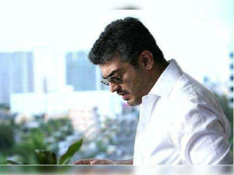 Ajith in a never-seen-before role!