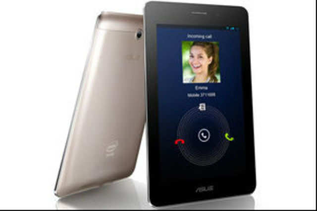 Asus India has unveiled FonePad tablet with 7-inch screen in the country at Rs 15,999.