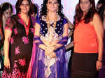 Veena Malik at a Cleopatra's event