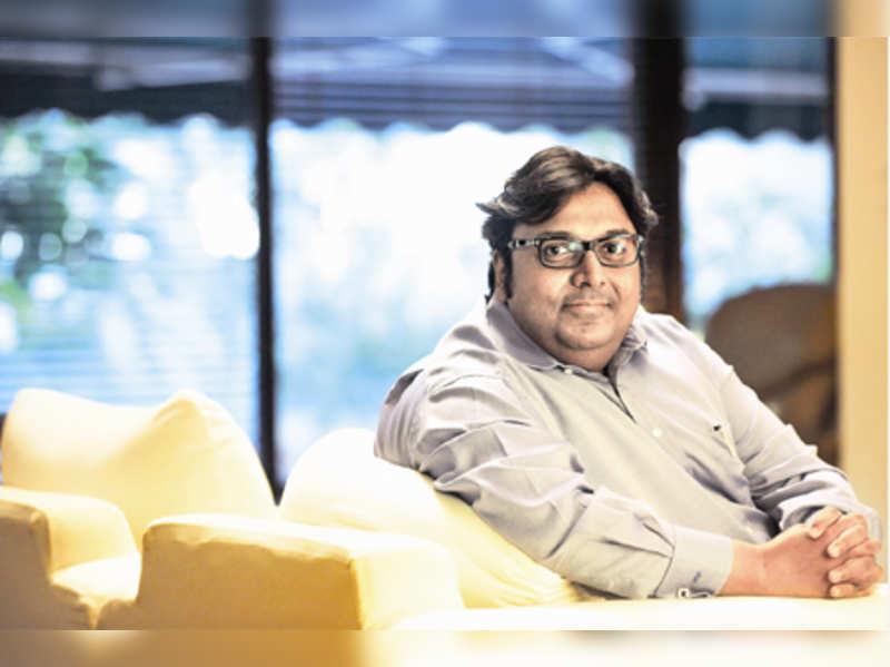I write to enlighten and entertain: Ashwin Sanghi