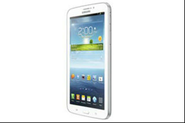 Samsung has announced a new tablet with 7-inch screen, called the Galaxy Tab 3.