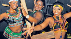 An African celebration