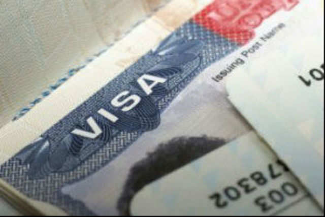 A report said contrary to the popular perception, India-based companies do not use up most of the yearly H-1B allotment.