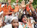 Congress wins in Karnataka