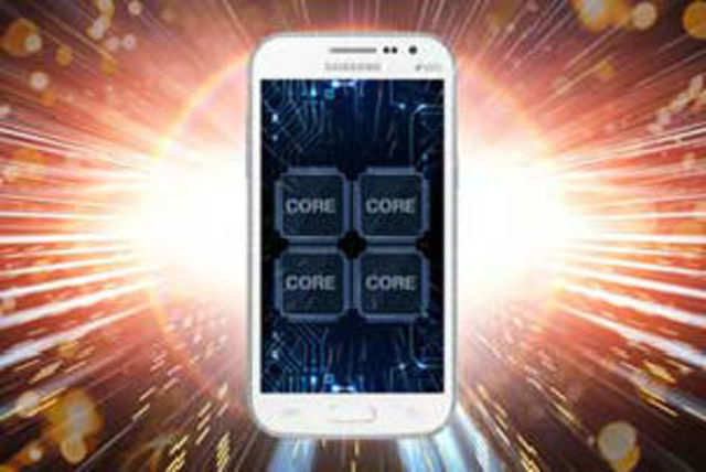 The all-new Galaxy Grand Quattro runs on a 1.2GHz quad-core processor and is officially priced at Rs 18,260.
