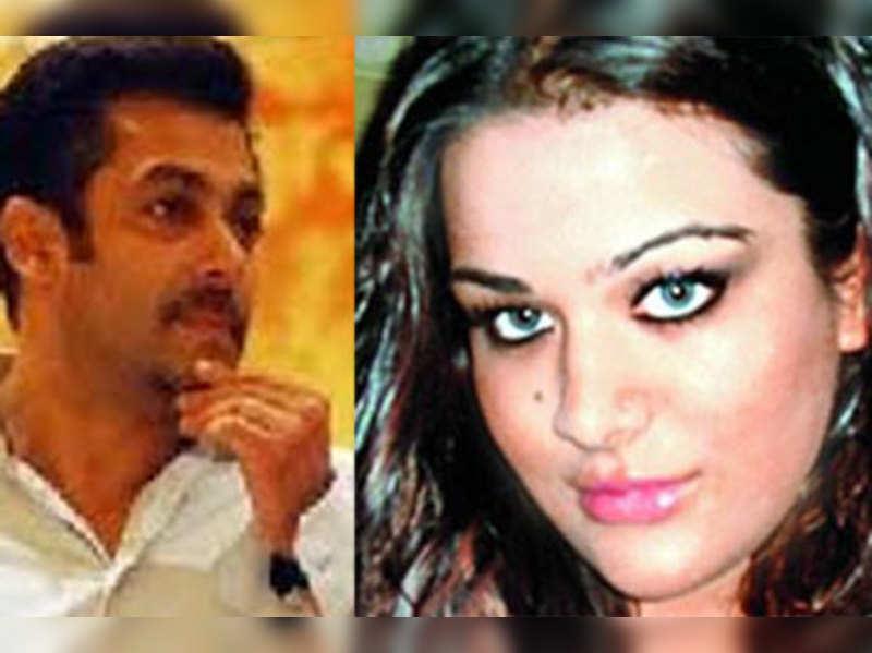 Salman makes a comfort call to Sanjay Dutt's daughter