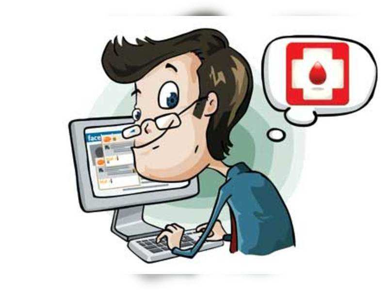 Gurgaon's young drive up online blood donation