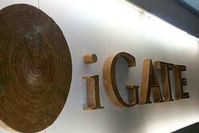 iGate employees in India received an email from the company's communication team at around 8 am, explaining the situation and telling them not to discuss it on social media