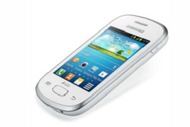 Samsung galaxy star samsung launches cheapest galaxy for Galaxy maker