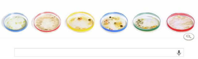 Julius Richard Petri's 161 birthday celebrated with a Google doodle