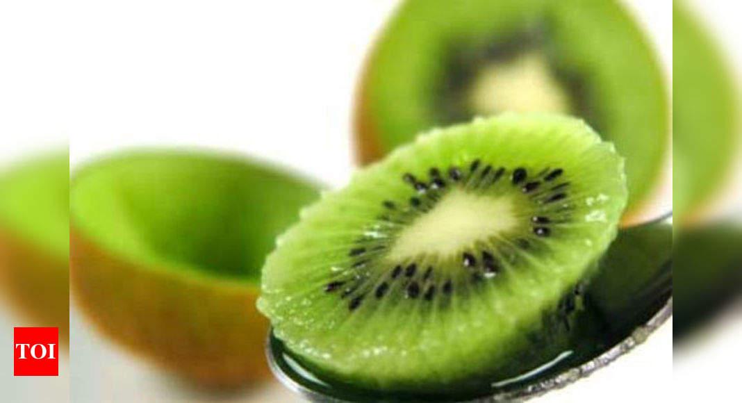 10 Health Benefits Of Kiwifruit Times Of India