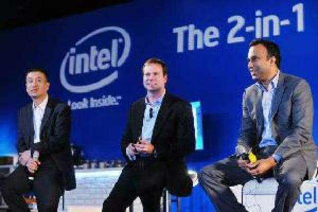 Intel unveiled its fourth-gen processors in a bid to give PCs a new lease of life amid stiff competition from tablets.