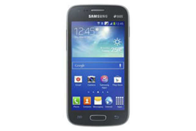 Samsung has unveiled the third smartphone in its Galaxy Ace series, which has a 4-inch screen, dual-core processor and runs on Android 4.2