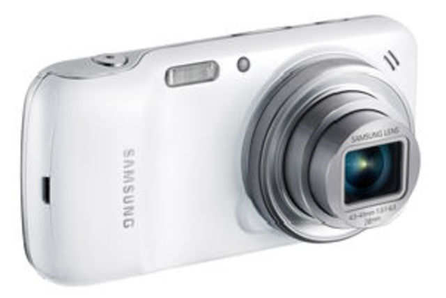 Samsung has unveiled a Galaxy S4 variant with 16MP camera, optical image stabilization, xenon flahs and 10X optical zoom.