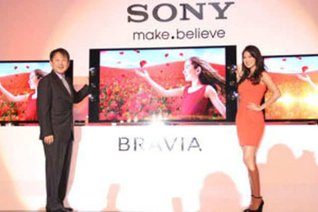Sony launches 65-inch 4K TV at Rs 4 lakh - Gadgets News
