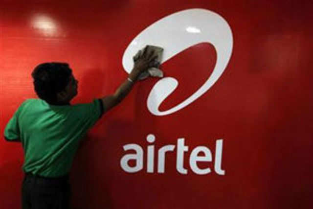 Bharti Airtel slashed data usage charges by 90 per cent for pre-paid subscribers in Punjab and Haryana.