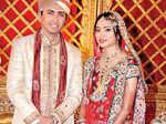 Amreen, Ahsan wedding ceremony