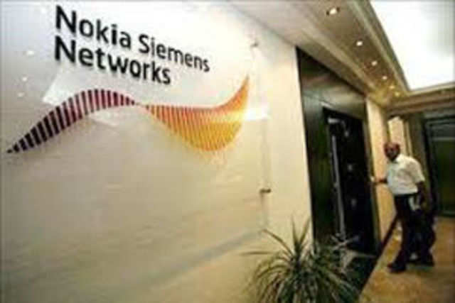 A section of employees of Nokia Siemens are on strike at its Chennai factory pressing for various demands, including increase in wages.