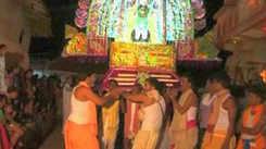 Devotees celebrate monsoon festival 'Sitalsasthi'