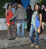Mugdha Godse at an event