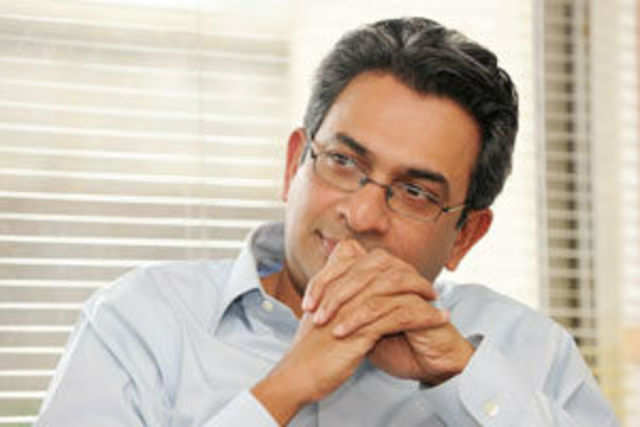 At Google India, Rajan Anandan is on a roller-coaster high that does not have any dips.