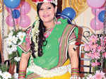 Shivani Sharma's baby shower ceremony