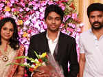 GV Prakash & Saindhavi's reception