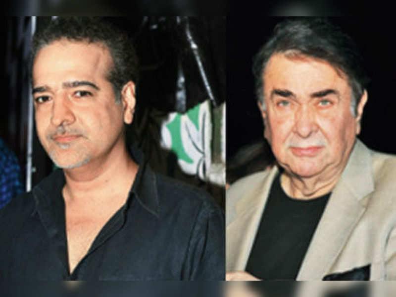 Ravi Bahl and Randhir Kapoor