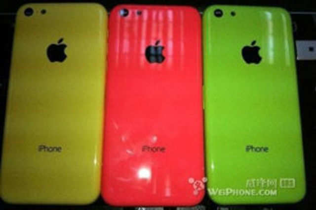 A new set of leaked images of the allegedly upcoming cheaper iPhone has surfaced online, showing multiple colour options.