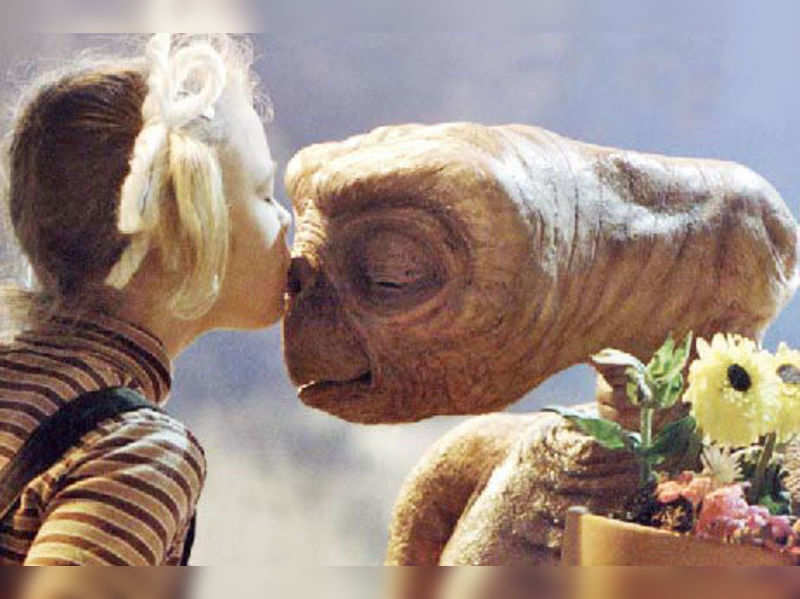 A still from ET