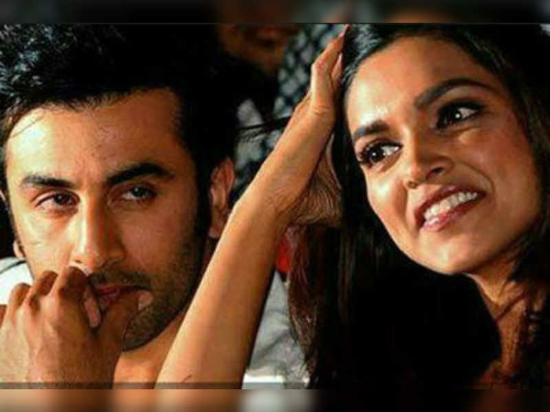 "Ranbir Kapoor and Deepika Padukone <a href=""http://photogallery.indiatimes.com/celebs/bollywood-stars/deepika-padukone/portfoliolist/3879056.cms"" target=""_blank"">More Pics</a>"