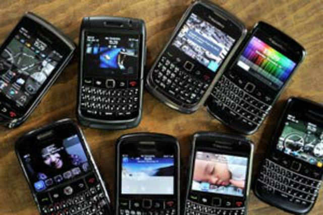The country's law enforcement agencies will soon be able to track e-mail as well as e-mail attachments on a real time basis over BlackBerry devices.