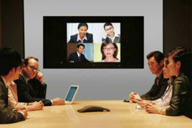 Tata Communications today launched video conferencing application that can be accessed by up to 46 users simultaneously.