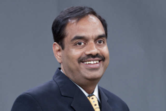 Infosys board member V Balakrishnan is likely to return to the finance function.