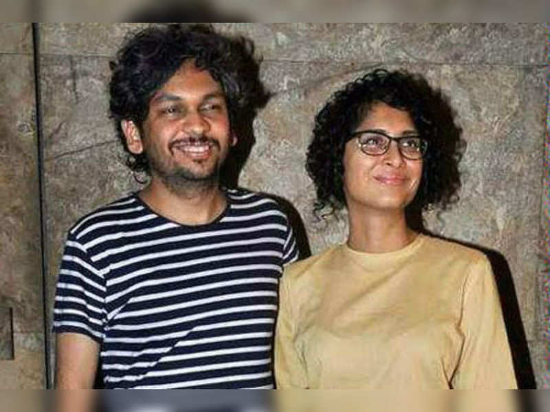 """Director Anand Gandhi and Kiran Rao <a href=""""//photogallery.indiatimes.com/events/mumbai/ship-of-theseus-press-meet/Ship-of-Theseus-Press-meet/articleshow/20757966.cms"""">More Pics</a>"""