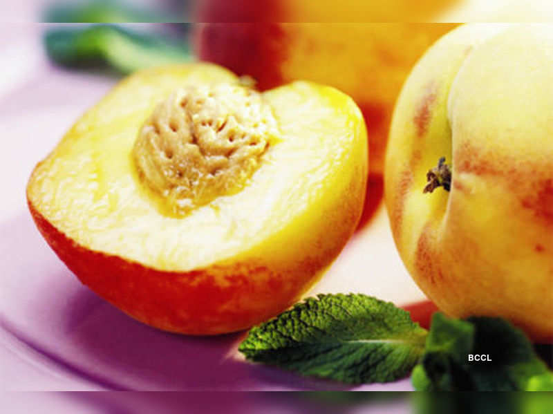 Peach benefits for your skin