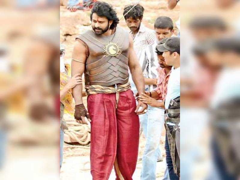 Rajamouli's Bahubali is India's costliest film?