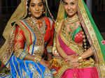 Maharana Pratap: On the sets