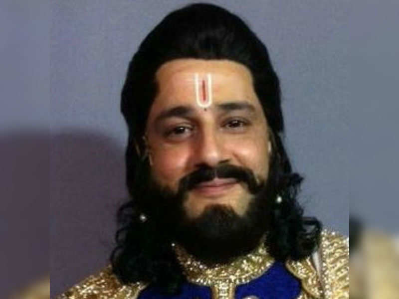 Mihir Mishra's first time in a mythological avatar