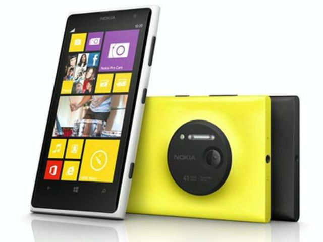 Nokia has listed its Lumia 1020 smartphone, which has a 41MP rear camera, on its India website.