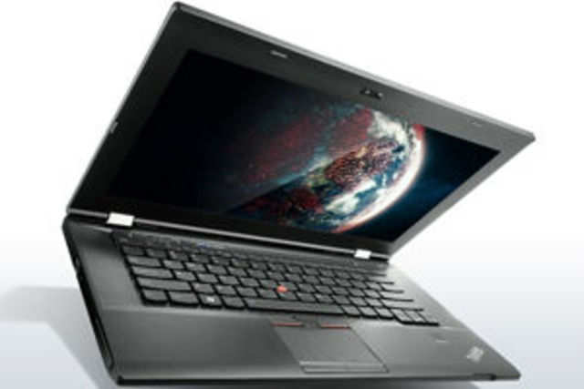 Lenovo today launched its ThinkPadL430 laptop at Rs 42,000, targeting the Indian enterprise market.