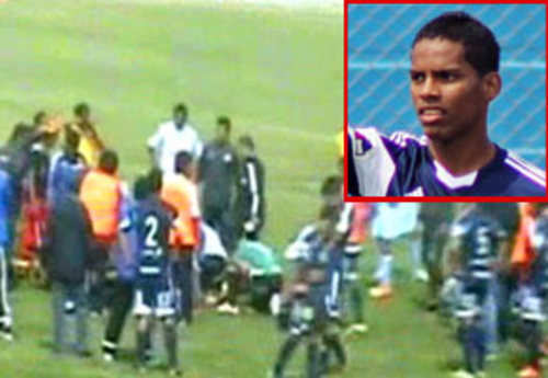 18-year-old soccer player dies on field in Cusco  9227cf6c5e05d