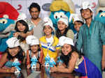 Smurf 2: Track launch