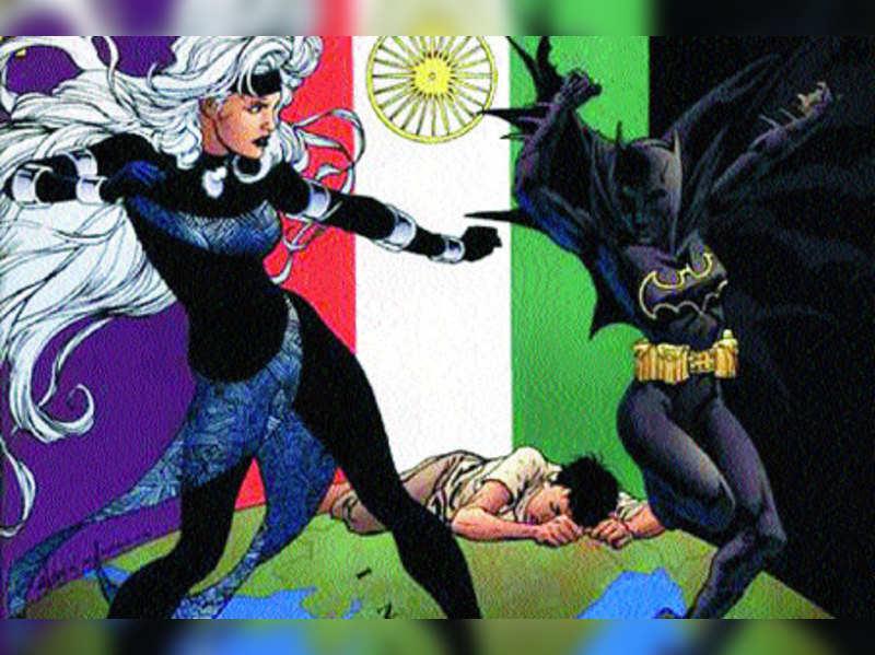 India's superheroines club