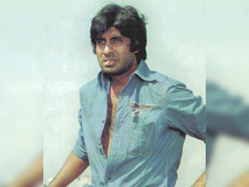 Amitabh Bachchan's near-fatal accident